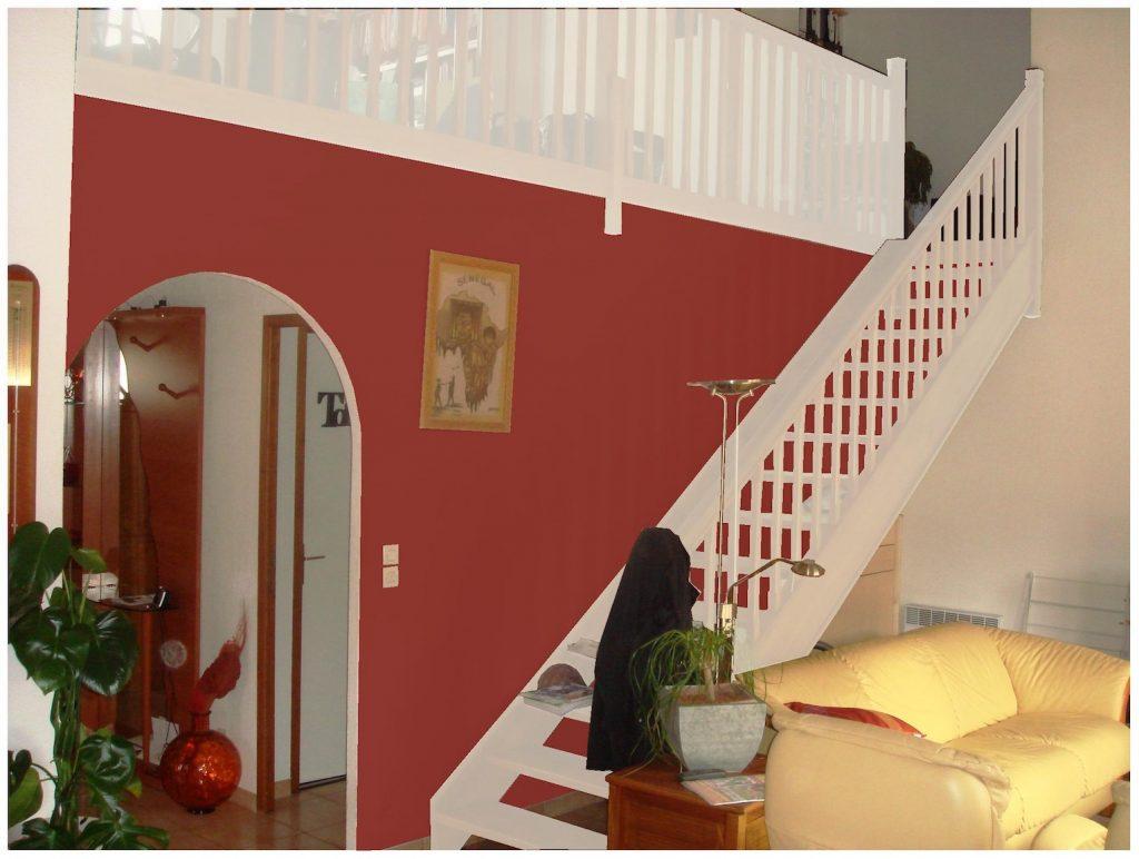 Peinture interieure 2b couleurs roussillon for Peintures interieures couleurs